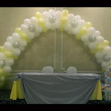 Visual Fantasies Balloons We Design Balloon Decorations